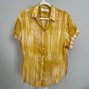Gerald Darel button down shirt